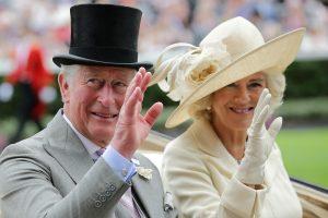 Nutekinti dokumentai: princas Charlesas ir Camilla skiriasi?
