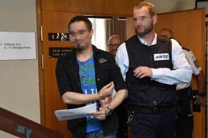 Vokietiją sukrėtęs nusikaltimas: pora žagino ir internetu pardavinėjo sūnų