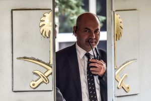 Saudo Arabija leido Turkijai apieškoti savo konsulatą Stambule