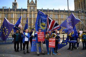 """Kada bus pasirašyta """"Brexit"""" sutartis tarp Londono ir Briuselio?"""