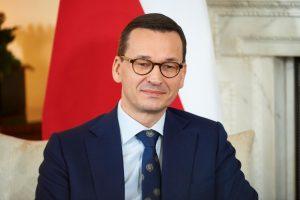 """Lenkijos premjeras: """"Nord Stream 2"""" – Rusijos šantažo įrankis"""