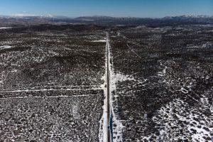 JAV vakarinę dalį pasiekusi žiemos audra siaučia Kalifornijoje