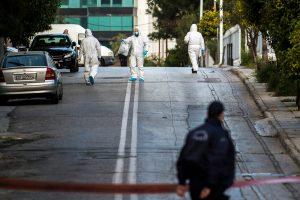 Graikijoje Rusijos konsulato kieme susprogdinta granata