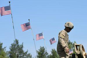 Baltarusija: JAV karinė bazė Lenkijoje nestiprins stabilumo regione