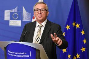 EK vadovas: britai yra daug didesni europiečiai nei patys galvoja