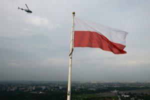Lenkijoje aptikus tris karo laikų bombas evakuoti per 2 tūkst. žmonių