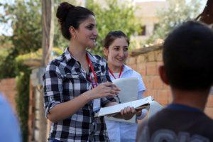 Sirijoje prasidėjo visuotinis kurdų surašymas