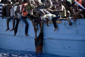 Šiurpus rekordas: Viduržemio jūroje šiais metais jau žuvo 3800 migrantų