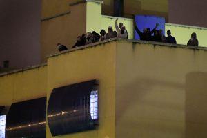 Ispanijoje migrantai sukėlė riaušes sulaikymo centre