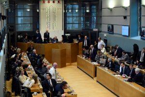 Valonijos parlamentas patvirtino ES ir Kanados prekybos sutartį
