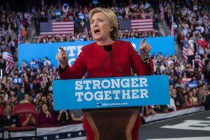 Dalis H. Clinton rinkėjų nutarė nebebalsuoti?