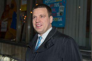 Estijos partijos siūlo kandidatus į premjero ir ministrų postus