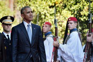 B. Obama Europoje ramina sąjungininkus: D. Trumpas valdys pragmatiškai