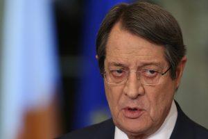 Padalyto Kipro lyderiai sutarė pratęsti įstrigusias derybas