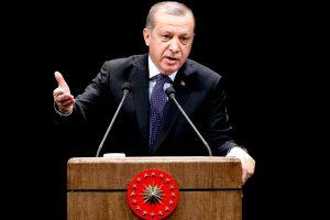 R. T. Erdoganas: Turkija turi daug kitų alternatyvų narystei ES