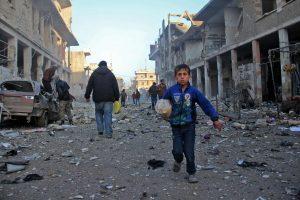 Turkija: Rusija sutinka, kad JAV dalyvautų Sirijos taikos derybose