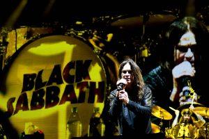 """Sunkiojo metalo pionieriai """"Black Sabbath"""" surengė paskutinį koncertą"""