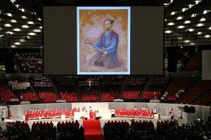 Katalikų Bažnyčia beatifikavo japonų samurajų