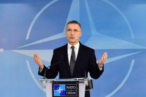 J. Stoltenbergas: kibernetinis saugumas – NATO prioritetas