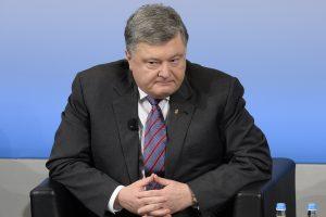 Ukraina paragino Rusijai skirti daugiau sankcijų