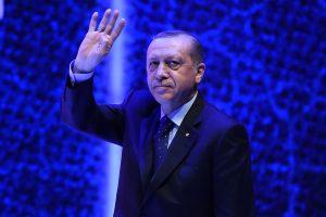 Vokietijos dienraštis Turkijos prezidentui: nesate čia laukiamas
