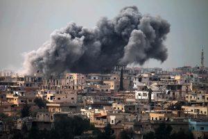 Sirijos kariuomenė tvirtina numušusi Izraelio lėktuvą