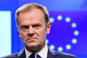"""Balandį ES surengs specialų viršūnių susitikimą dėl """"Brexit"""""""