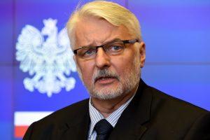 Lenkijos ministras: NATO turėtų laikytis 360 laipsnių požiūrio