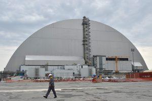 Černobylio AE oficialiai atverta turistams