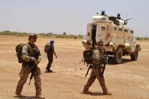 Per išpuolį Malyje žuvo aštuoni šalies kariai