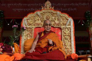 Latvijoje spalį lankysis Dalai Lama