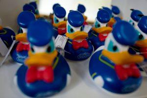 Vokiečiai švenčia vieno garsiausių pasaulyje Donaldų jubiliejų