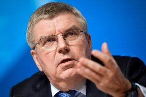 TOK vadovą nuvylė teismo sprendimas panaikinti rusų sportininkų diskvalifikaciją