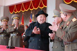 Šiaurės Korėja neigia, kad santykių atšilimą paskatino sankcijos