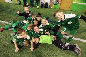 Savaitgalį Kaune futbolo kamuolį gainios beveik 800 vaikų