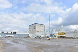 Naujajame Orleane tornadas apgadino NASA pastatą