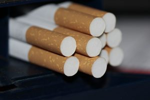 Kontrabandinės cigaretės keliavo į Lenkiją