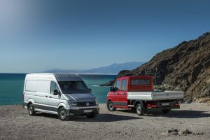 "Naujas ""Volkswagen Crafter"" furgonas – jau Lietuvoje"