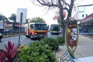 Australijoje autobuso keleivis gyvą sudegino vairuotoją
