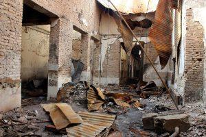 JAV kariškiai nubausti dėl pražūtingos atakos prieš ligoninę