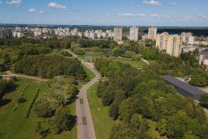 Kaune atidaromas sutvarkytas Kalniečių parkas