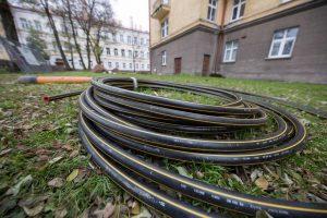 ESO modernizuos dujotiekius visoje Lietuvoje