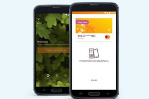 """Swedbank"" šiemet klientams pasiūlys mobiliąją piniginę"