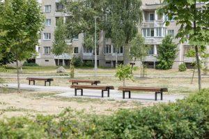 Sostinėje atgimsta viešosios erdvės