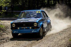Britus pavergė Lietuvos automobilių sportas