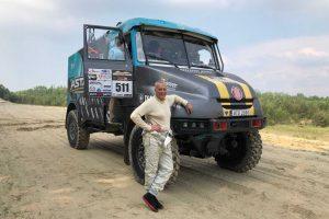 A. Petraitis išgirdo Dakaro šauksmą