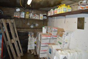Sulaikyti ūkininkams vogtus chemikalus pardavinėję šiauliečiai