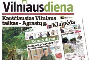 "Į sostinę sugrįžta ""Vilniaus diena"""