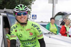 "Dviratininkė R. Leleivytė ""Giro d'Italia"" lenktynėse – 11-a"