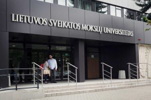 LSU taps LSMU akademija?
